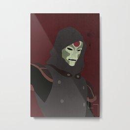 Amon Metal Print