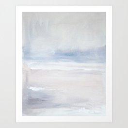 Steady Art Print