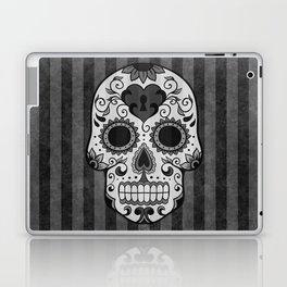 Día de los Muertos - Grey Laptop & iPad Skin