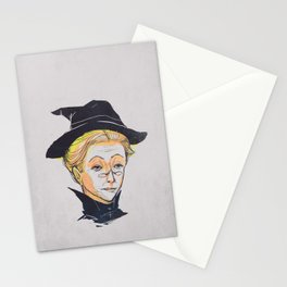 Minerva the Wise Stationery Cards