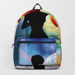 1-10 HALF FULL Backpack