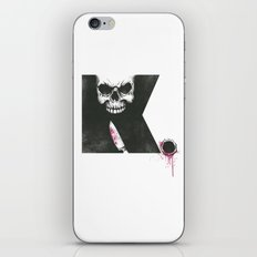 Conversation Killer  iPhone & iPod Skin