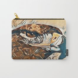 """""""Eagle Fantasy"""" Carry-All Pouch"""