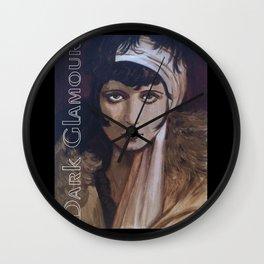 Clara Bow Wall Clock