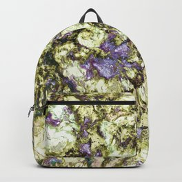Eroded reflections Backpack