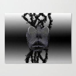 Alien Lover Canvas Print