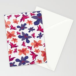 Orchid Paradise I Stationery Cards