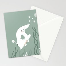 Ocean Elephant Stationery Cards