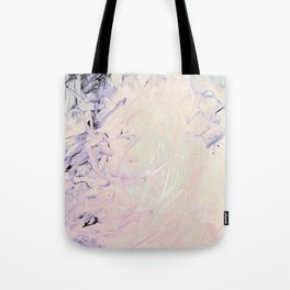 Frogs and Sharks She Tamed Tote Bag