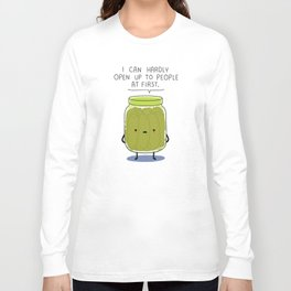 Introverted Jar Long Sleeve T-shirt