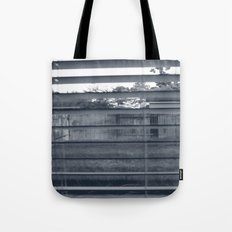 Black & White Background Tote Bag