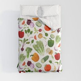 BG - Mixed salad Comforters