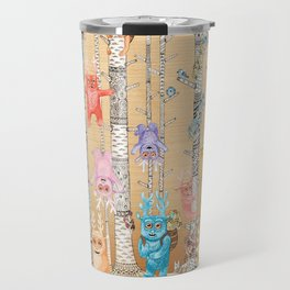 Cute Monsters Travel Mug