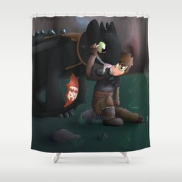 Best Buds Shower Curtain