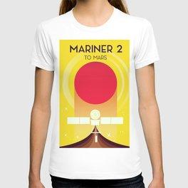 Mariner 2 Space art T-shirt