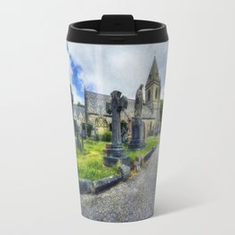 Welcome To Our Church Travel Mug