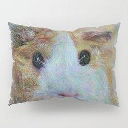 Artistic Animal Guinea Pig 3 Pillow Sham