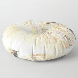 King Floor Pillow
