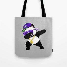 Dabbing Panda Tote Bag