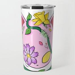 Spring Berr Travel Mug