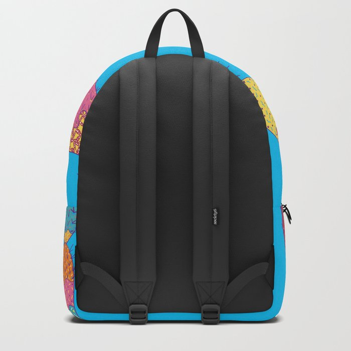 Summer Succulent Backpack