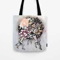 Struggle to Both Permeate and Preserve Our Collective Unconscious Tote Bag