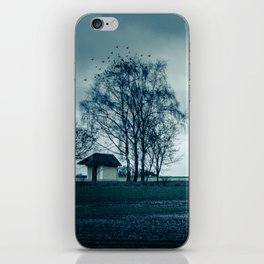 The Crows iPhone Skin