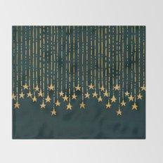 Sky Full Of Stars Throw Blanket