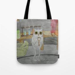 Key Keeper Tote Bag