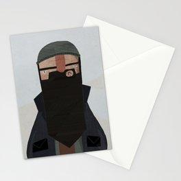 fisherman. Stationery Cards