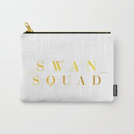 Swan Squad Carry-All Pouch
