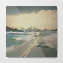 roadtrip  Metal Print