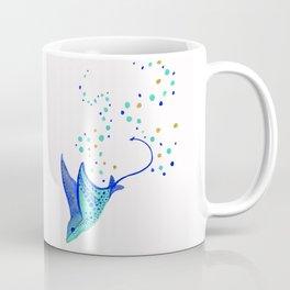 Neptune's Ray Coffee Mug