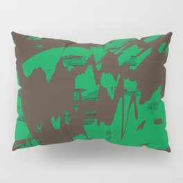 Green  - Cup of Rage Collection Pillow Sham
