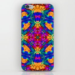 Ornament, ethnic, geometric 11 iPhone Skin