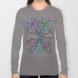 Completely Illogical Subways Long Sleeve T-shirt