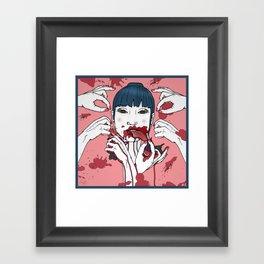 The Bell Jar Framed Art Print