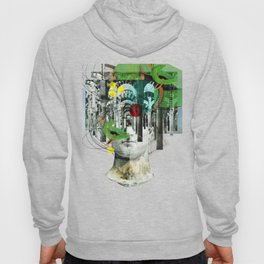 It´s all in your mind · Statue 3x Hoody