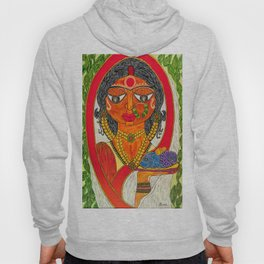 East Indian Bengali Bride Hoody