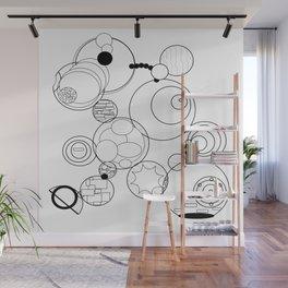 DNA Wall Mural