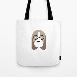 Pedigree: Beagle Tote Bag