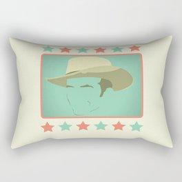 Hank W. Sr. Rectangular Pillow
