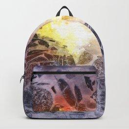 Cosmic Flora Backpack