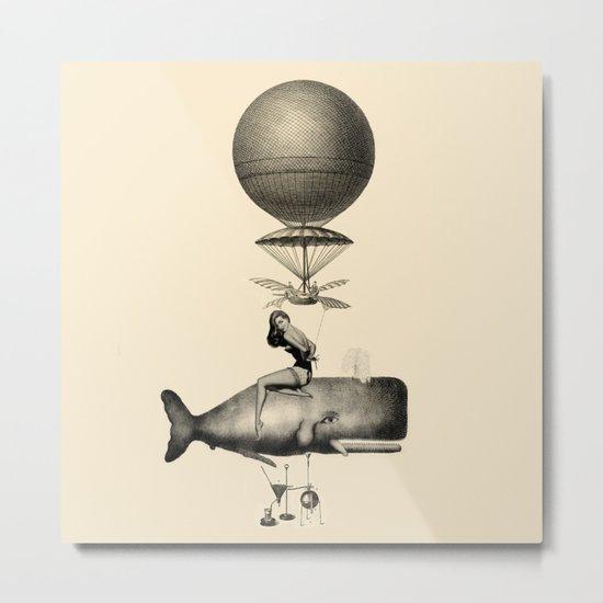 Whale of a Tale Metal Print