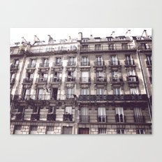 homes Canvas Print