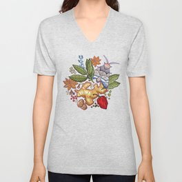 Wild spices Unisex V-Neck