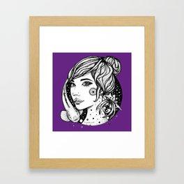 Pure Symbiose Framed Art Print