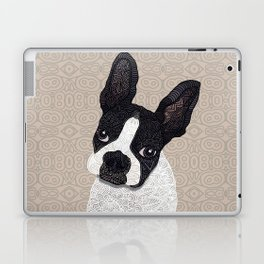 Boston Terrier 2015 Laptop & iPad Skin