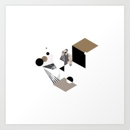 dreamer no.4 Art Print