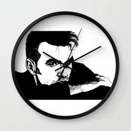 Morrissey Wall Clock